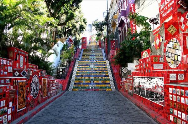 Έργα τέχνης στους δρόμους της Βραζιλίας και της Χιλής που θα κλέψουν τη ματιά σας