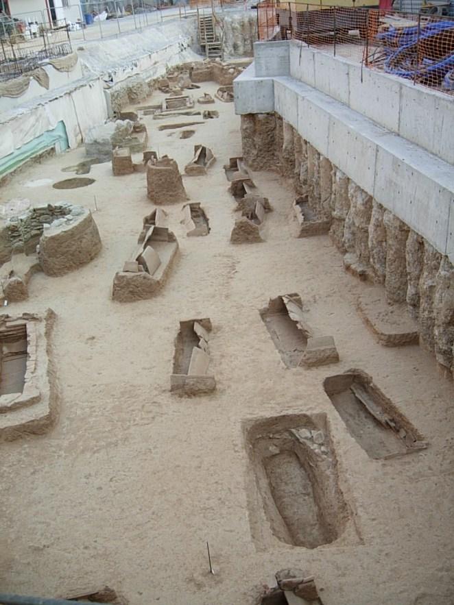 Μια αρχαία πολιτεία κάτω από τις ανασκαφές του μετρό στη Θεσσαλονίκη