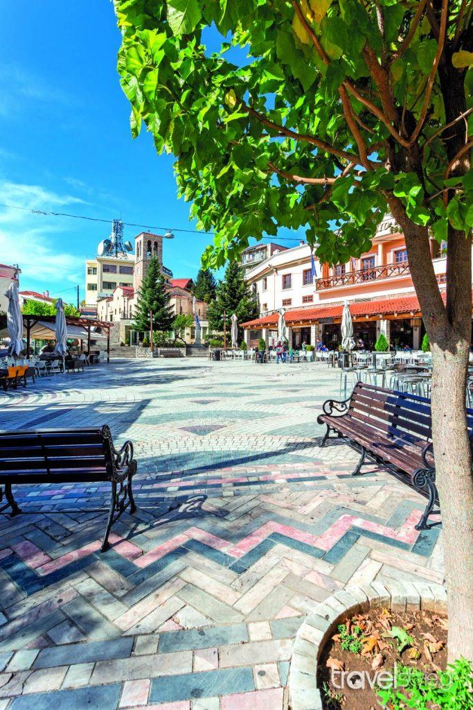 Καρπενήσι πλατεία
