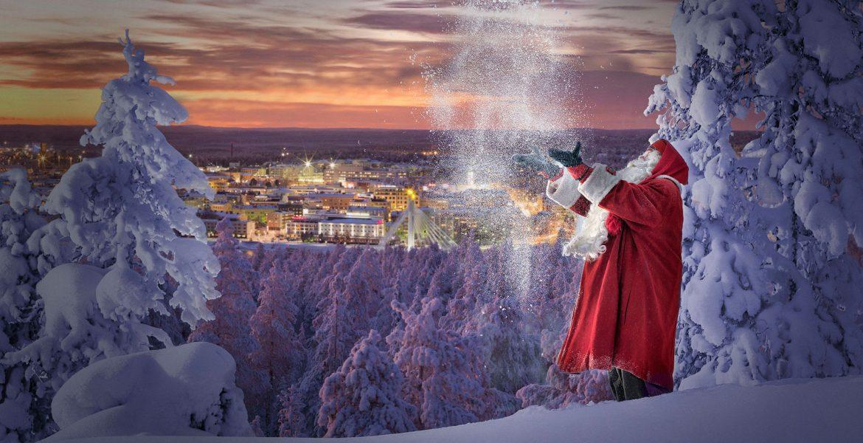 3+1 ΙΔΑΝΙΚΟΙ ΠΡΟΟΡΙΣΜΟΙ για να γιορτάσετε τα Χριστούγεννα μαζί με την οικογένειά σας