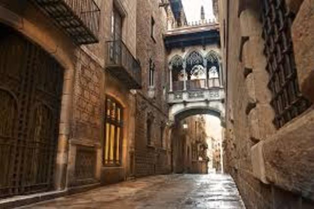 Γοτθική συνοικία της Βαρκελώνης, Barri Gòtic