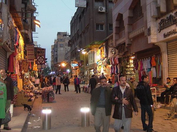 Η μοναδική αύρα της αγοράς του Αλ Χαλίλι