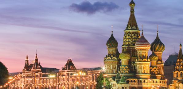 To ρομαντικό αλλά και εναλλακτικό πρόσωπο της Μόσχας