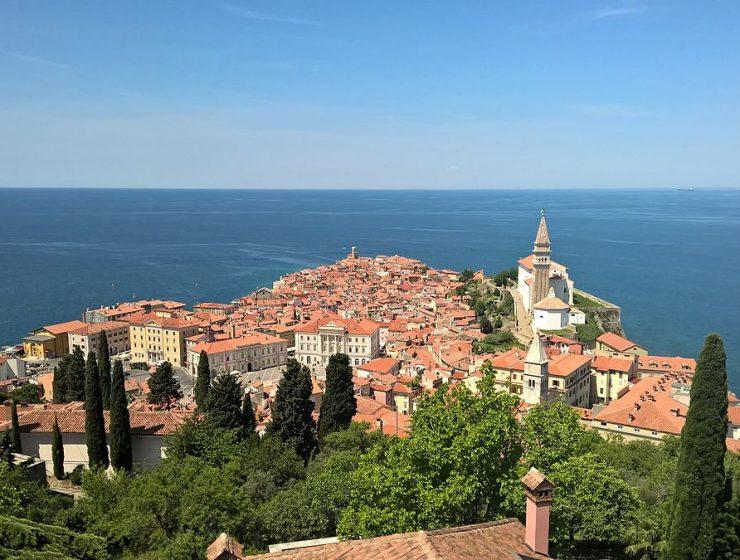 Piran: Μία από τις πιο φωτογενείς πόλεις της Μεσογείου