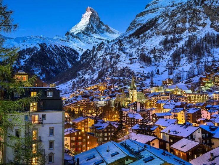 Τρία από τα πιο όμορφα- γραφικά χωριά της Ελβετίας