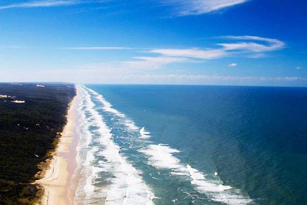 Αυτή είναι η μεγαλύτερη και πιο εντυπωσιακή παραλία του πλανήτη- Που βρίσκεται