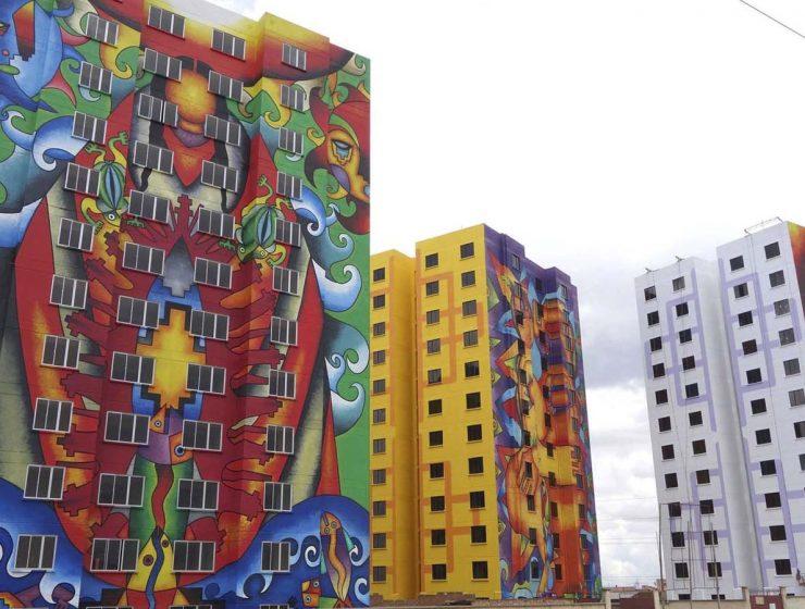 Αυτή είναι η πιο χρωματιστή πόλη του πλανήτη- Δείτε που βρίσκεται
