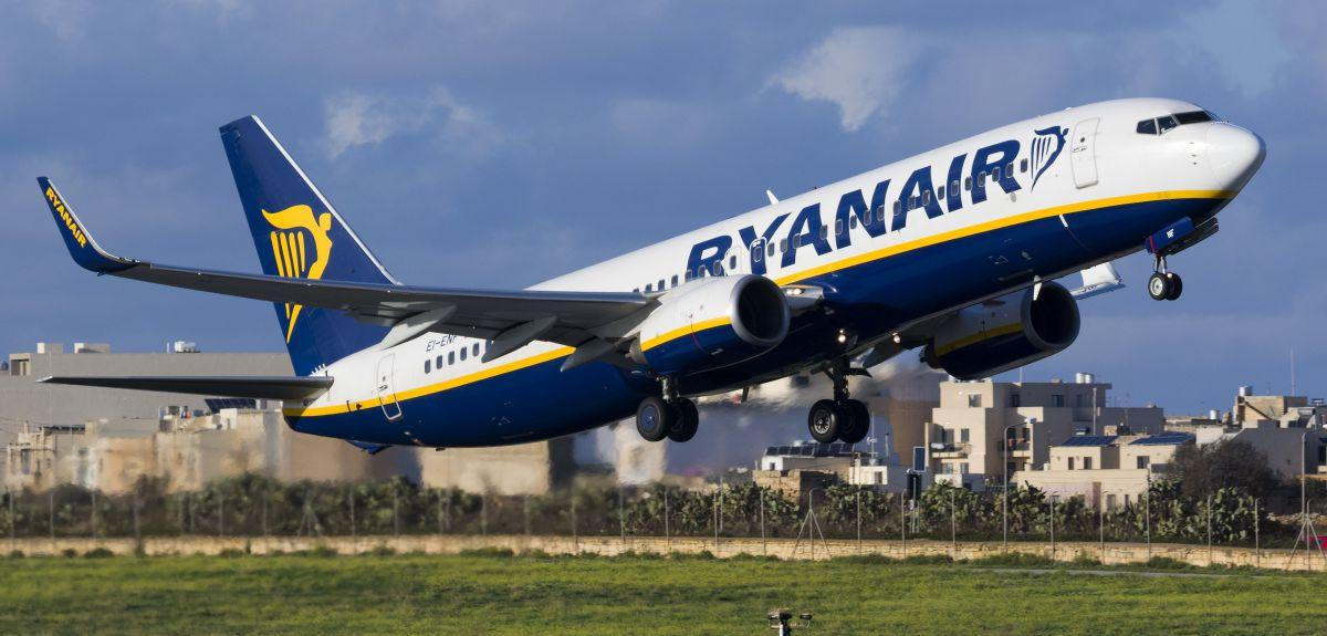 Aυτό είναι το νέο δρομολόγιο της Ryanair