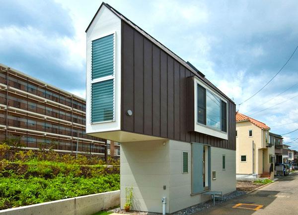 Αυτό είναι το πιο στενό σπίτι στον κόσμο- Δείτε που βρίσκεται και πως είναι