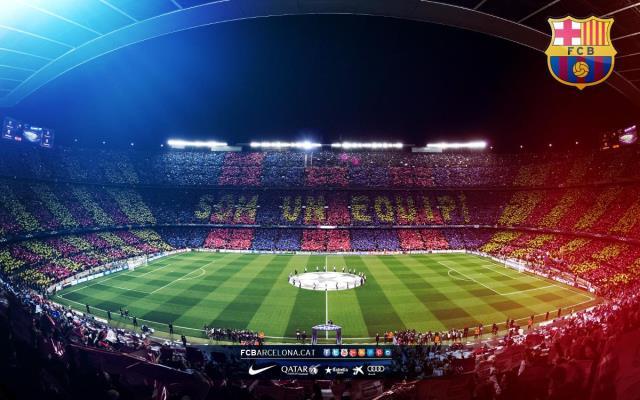 Καμπ Νου - γήπεδο Βαρκελώνη
