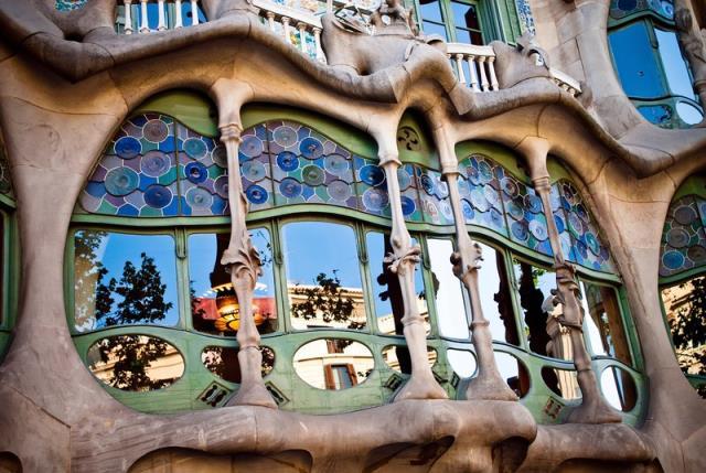 Κάζα Μπατλό, Βαρκελώνη