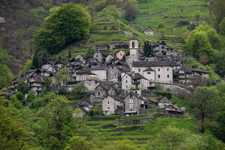 ραντεβού με το χωριό