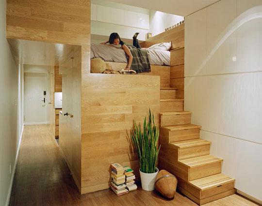 Ένα διαμέρισμα 46τ.μ που χωράει τα πάντα- Δείτε photo