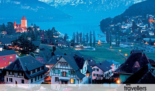 Spiez!!! Σας αποκαλύπτουμε το κρυμμένο μυστικό της Ελβετίας!! Το παραμυθένιο χωριουδάκι…