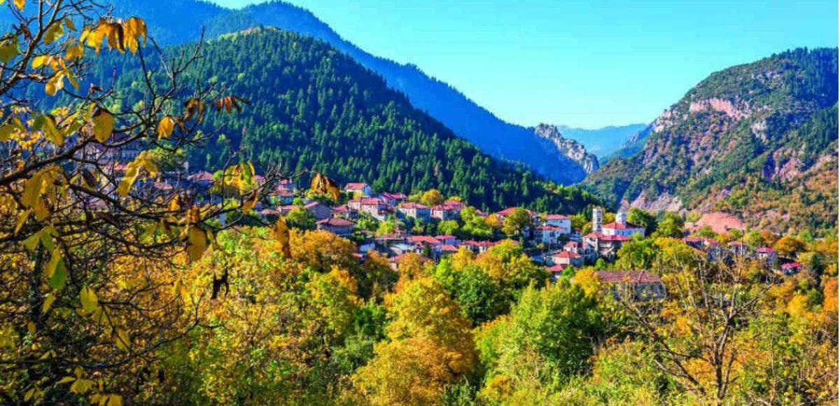 Ένα πανέμορφο ταξίδι στις Άλπεις της… Eλλάδας! Aπό το Καρπενήσι μέχρι το Μεγάλο χωριό! (photos)