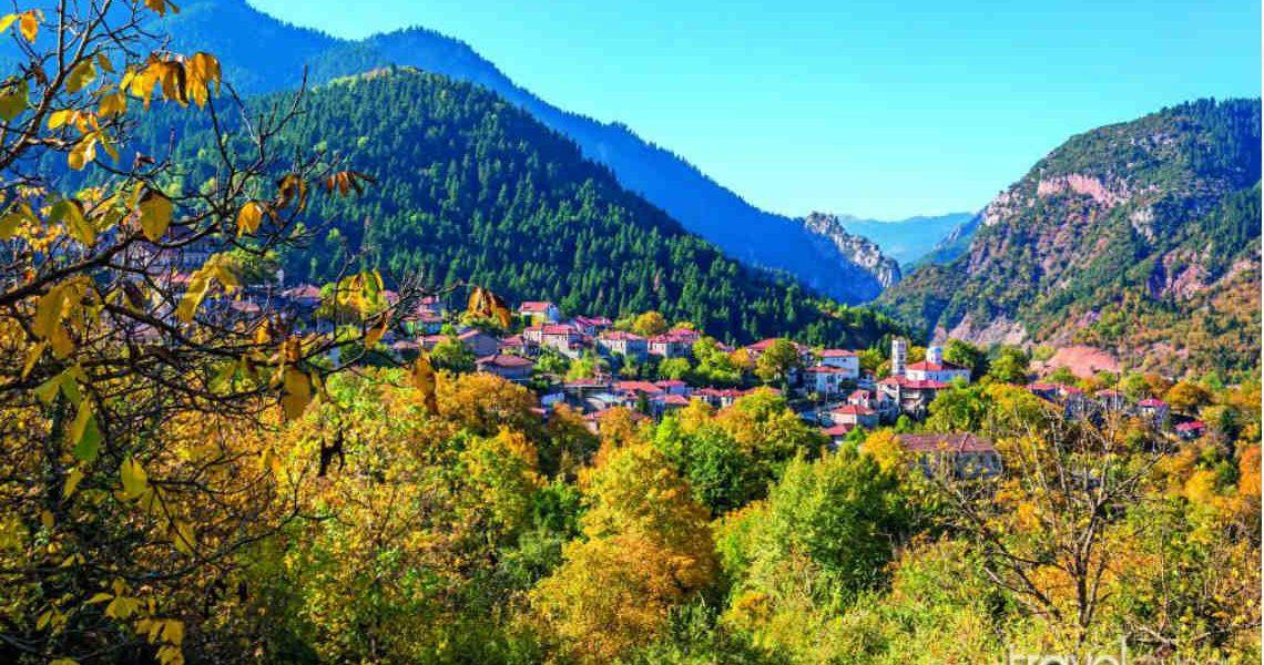 Ένα πανέμορφο ταξίδι στις Άλπεις της… Eλλάδας! (photos)