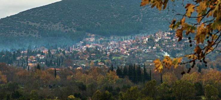 Πολύδροσος: Το γαρφικό και πανέμορφο χωριό που θα σας κλέψει την καρδιά