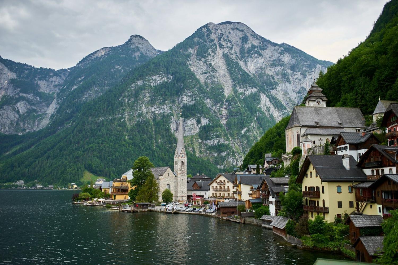 Hallstatt: Μια λιμνούπολη βγαλμένη από παραμύθι