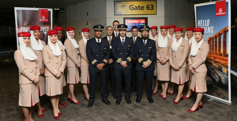 Η Emirates διοργανώνει «Open Day» στην Αθήνα την Παρασκευή 19 Οκτωβρίου για την κάλυψη θέσεων στο Πλήρωμα Θαλάμου