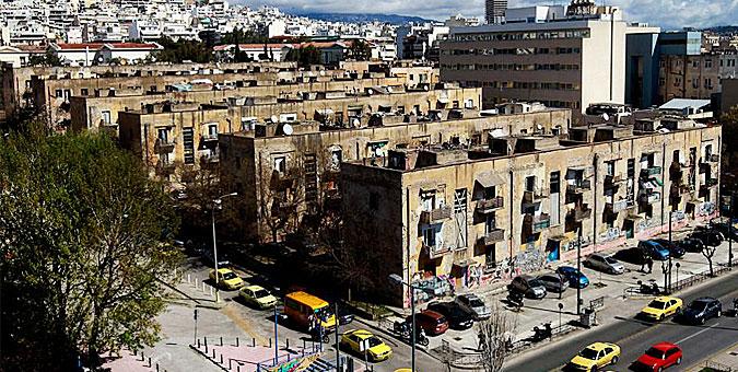 Οι όμορφες γωνιές της Αθήνας μιας άλλης εποχής