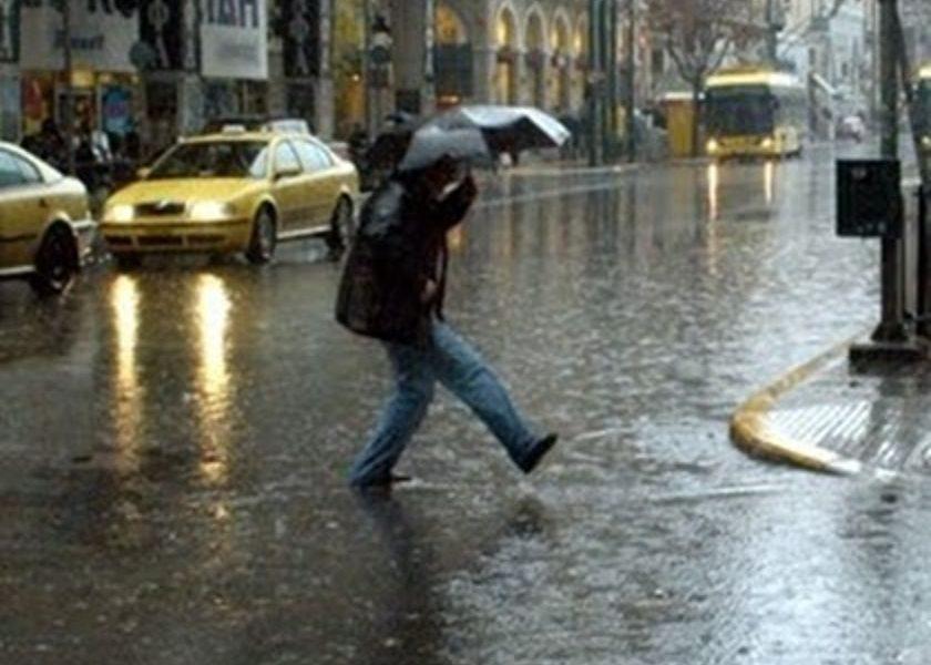 Καιρός: Βροχές και καταιγίδες
