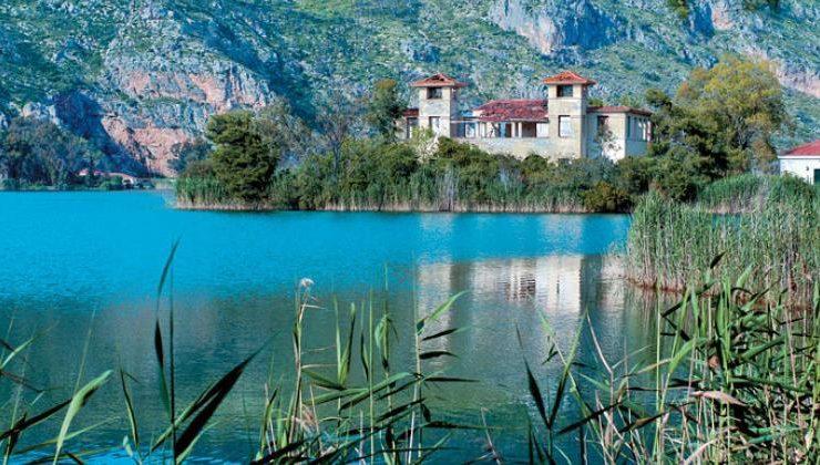 Λίμνη Καϊάφα: Ένα από τα πιο όμορφα σημεία του νομού Ηλείας