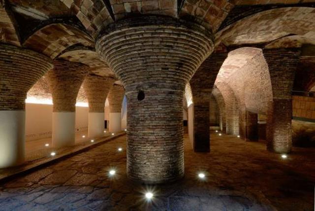 Μέγαρο Γκουέλ, Βαρκελώνη