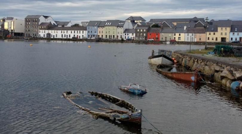 Μια πόλη διαφορετική από τις άλλες στην Ιρλανδία