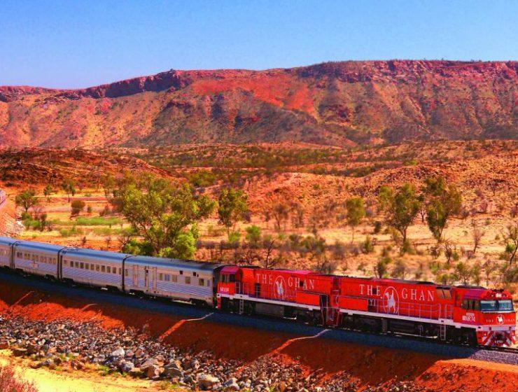 Μοναδικά ταξίδια με τρένο για να δείτε σημεία του πλανήτη που δεν έχετε ξαναδει