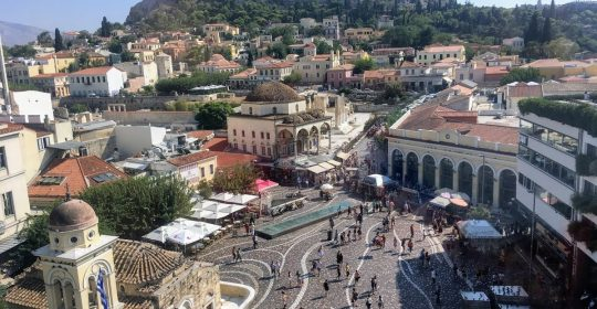 Μοναστηράκι: Η άγνωστη ιστορία που κρύβεται πίσω από την διάσημη συνοικία