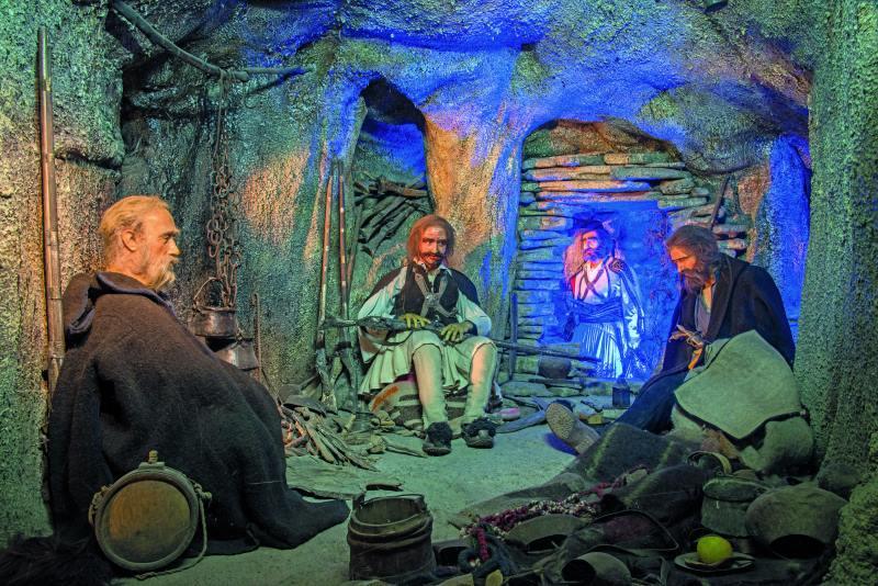 Το Μουσείο Κέρινων ομοιωμάτων- Το μοναδικό στην Ελλάδα