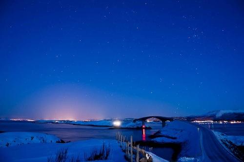 Ο νέος παράκτιος αυτοκινητόδρομος της Νορβηγίας θα σας αφήσει με το στόμα ανοιχτό! (video)