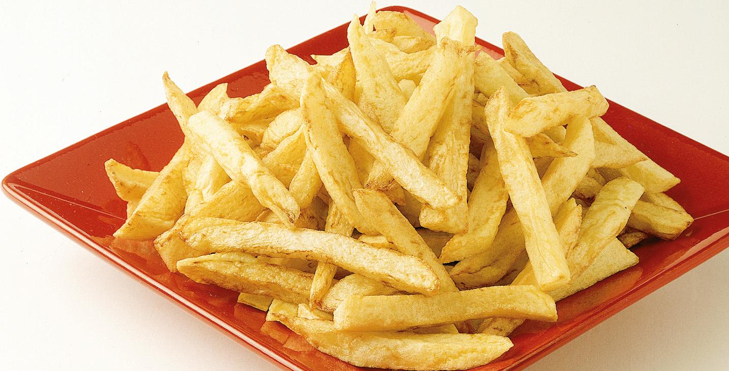 Ολόκληρο το ίντερνετ παθαίνει πλάκα με αυτό το τέλειο κόλπο για τις τηγανητές πατάτες