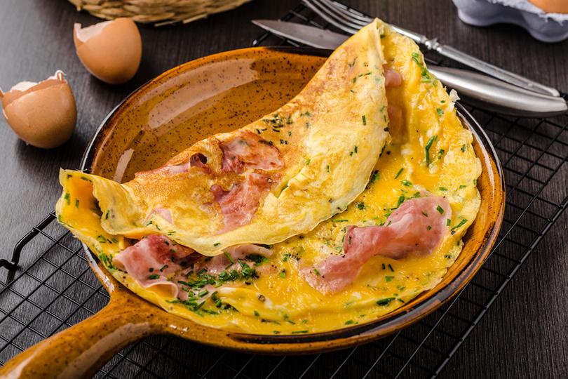Ομελέτα φούρνου- Μια πανεύκολη και γρήγορη συνταγή