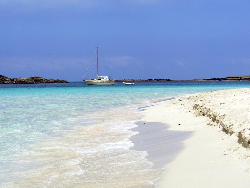 παραλία Φορμεντέρα