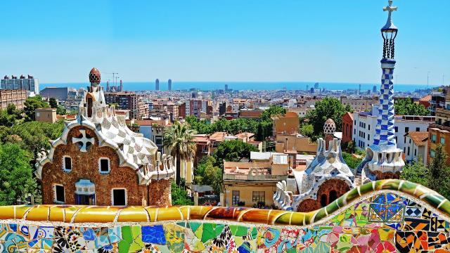 Πάρκο Γκουέλ, Βαρκελώνη
