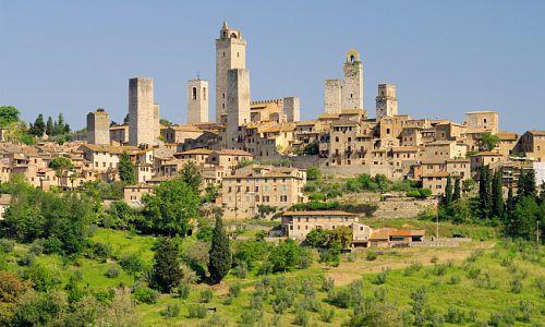 San Gimignano: Σαν να ξεπήδησε μέσα από ένα όμορφο παραμύθι