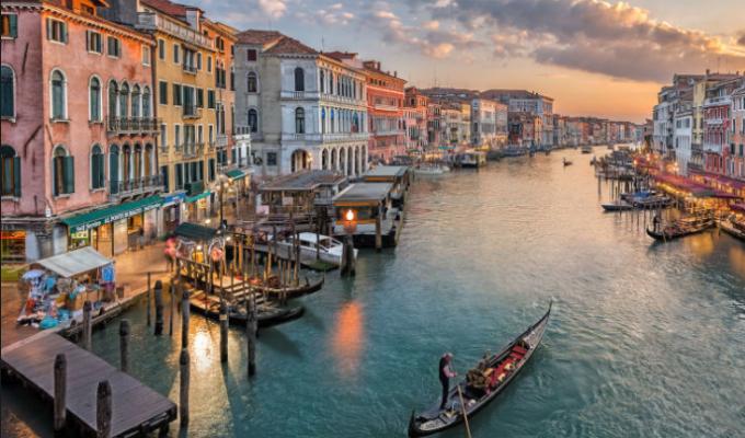 San Marco: Ένα από τα πιο ρομαντικά σημεία του κόσμου