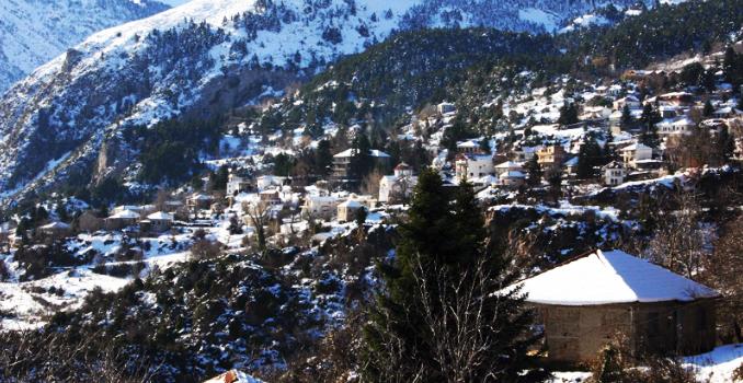 Τρίκαλα Κορινθίας- Η τέλεια επιλογή μιάμιση ώρα από την Αθήνα