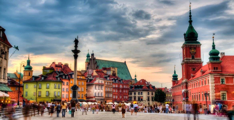 Βαρσοβία: Mια πανέμορφη- οικονομική πόλη για ολιγοήμερες διακοπές