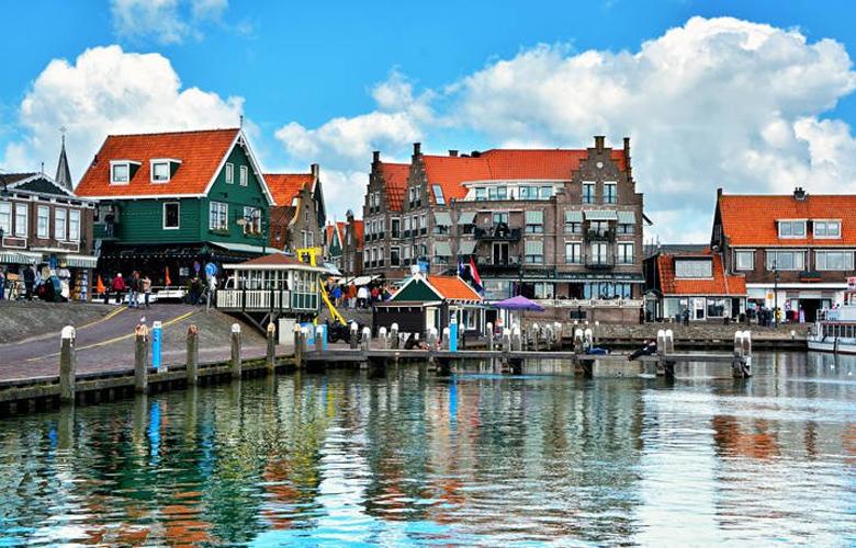 Volendam: Το ψαροχώρι που θα λατρέψετε!