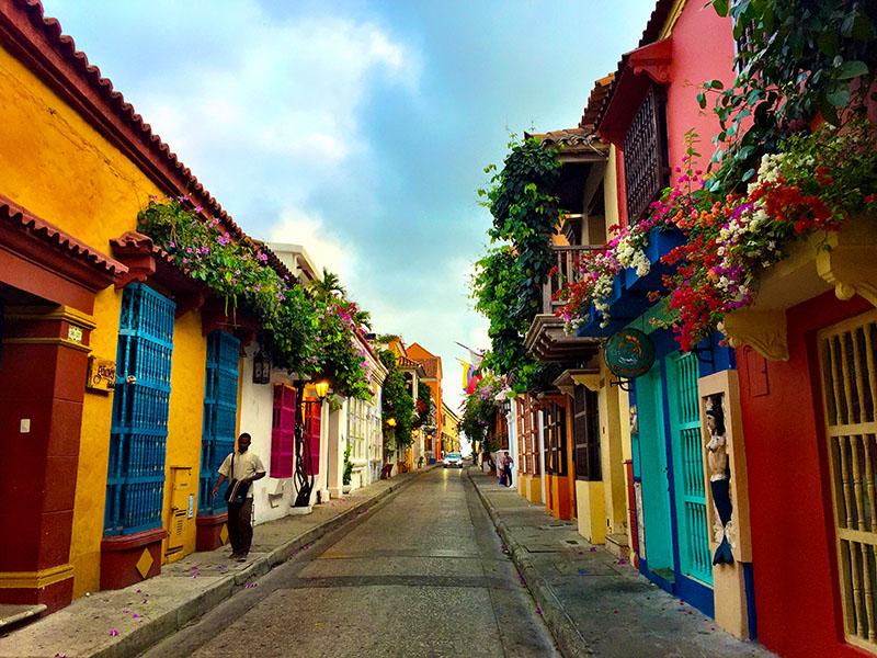 Καρταχένα: μια όμορφη πόλη της Λατινικής Αμερικής