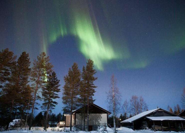 Περιπετειώδης διαμονή σε ιγκλού στη Φινλανδία!