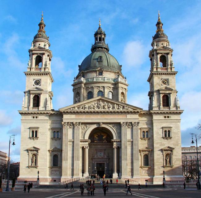 Βασιλική Αγίου Στεφάνου Βουδαπέστη