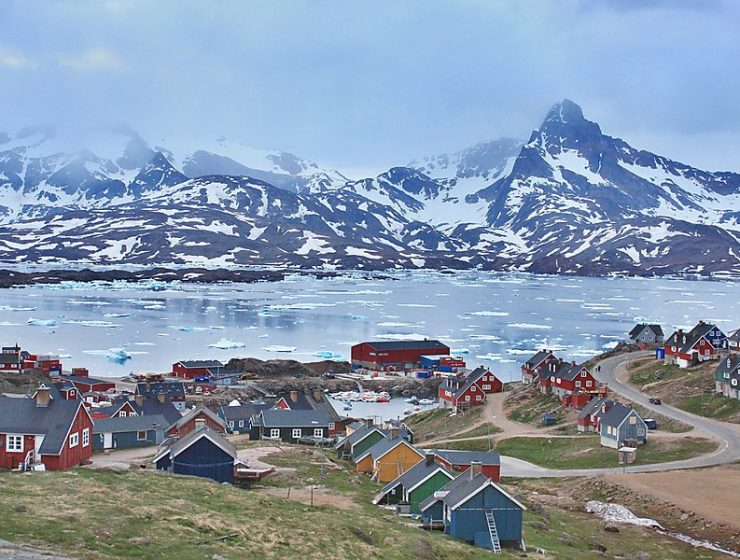 Tasiilaq: Ένα χωριουδάκι στη Γροιλανδία με υπέροχη φυσική ομορφιά