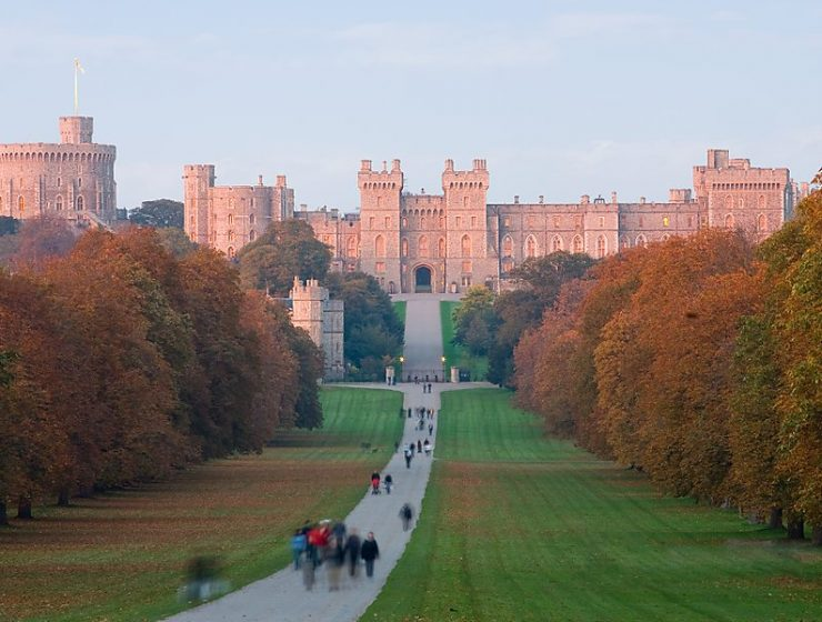 Windsor: το κάστρο των βασιλικών γάμων της Αγγλίας