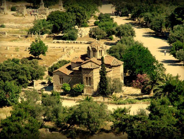 Αυτή είναι η παλαιότερη εκκλησία στην Αθήνα