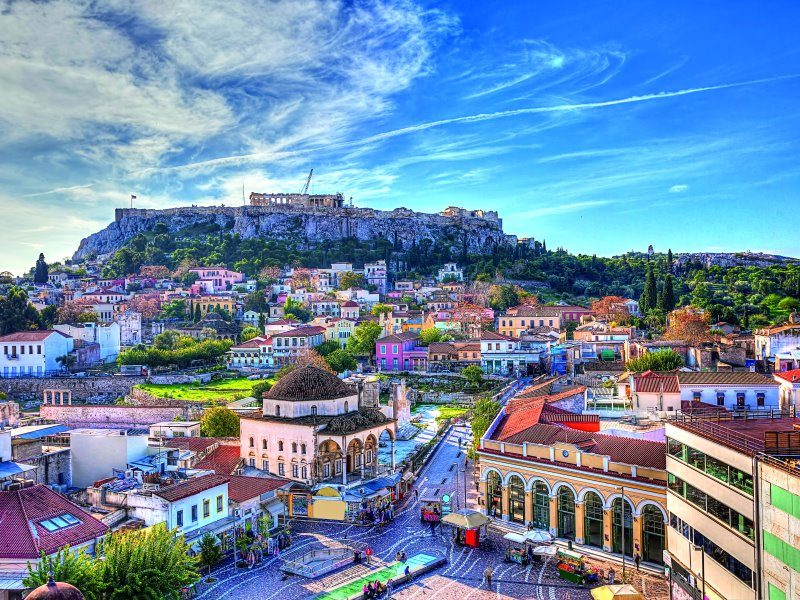 Αθήνα: Αύξηση κατά 600% (!) στoυς επισκέπτες των city breaks