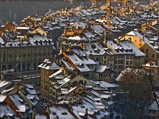 Κάποια μέρη είναι ωραιότερα τον χειμώνα... Οι φωτό θα σας μαγέψουν!