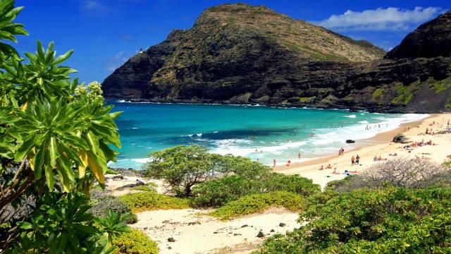 Το Μεγάλο Νησί της Χαβάη!